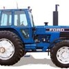 Ford TW20 or TW25 - 4 WD Tractor