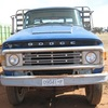 Dodge 575 Tray Truck
