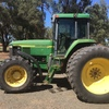 JOHN DEERE 7810 Tractor - Mechanically Strong.