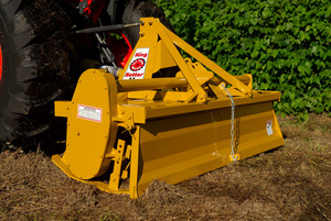 Under Auction- Rotary Hoe/Tiller with Reverse Drive  5 ft, excellent for the poultry industry