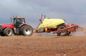 New campaign to tackle Spray drift