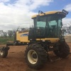 2011 New Holland H8080 Windrower + 30ft Draper Front + 18ft Discbine