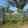 WANTED - Cattle Yards Complete with Crush, Loading ramp adjustable, 16 panels, 3 gates, 2 yokes, 1 sliding gate and pins.