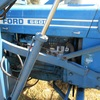 Ford 6600 Tactor With Front End Loader