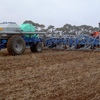 13mt 39 Tyne Liquid Air Gason Seeder For Sale w Coulters and Press Wheels