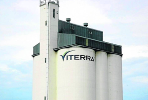 Viterra receives 3.9 million tonnes so far