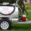 950 Litre Hot Dip Galvanized Water Trailer