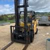 Under Auction - 5 Tonne Cat  DP50CN Forklift - 2% + GST Buyers Premium On All Lots