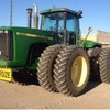 JOHN DEERE 9200 Articulated Tractor For Sale
