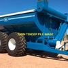 10 + Tonne Chaser Bin wanted to Hire - Machinery & Equipment