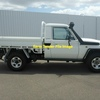 Landcruiser Cab Chassis with Tray wanted