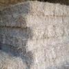 Straw hay