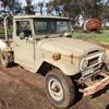 1979 HJ45 Diesel Toyota Landcruiser