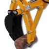 Manual Excavator Thumb Kit 1.5-2.5ton
