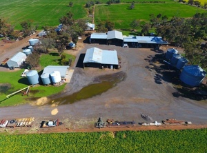 2225-hectare Swan Hill Property make $8.1m