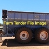 WANTED 25m/t Chaser Bin with Dual Axles