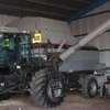 Last chance.  R72 With 36ft MacDon 962 Front  & canola pickup