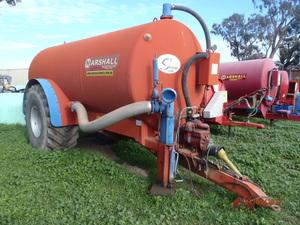 2550 Vacuum tanker LGP c/w Autofill 11600ltrs