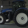 New Holland T7 250 Tractor Near New,