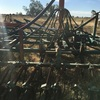 Janke 12m air seeder, gyrall bin