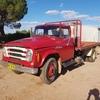 International AB160 truck