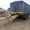 Cheap Tandem Axle Pig Tipper with Hoist Wanted