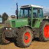 FENDT 310 LSA 100HP Tractor/FEL