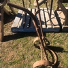 Antique bag trolley