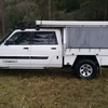 Extended 4.2 Nissan Patrol WAGON + UTE, 1 of best in Australia set up to travel jump in and go , Read add in Full . not neg