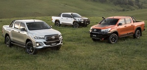 Toyota gives the Hilux a serious revamp