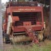 New Holland 851 Baler