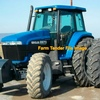 New Holland 8970 A FWA Front weight kit and Rear axle weight kit-cast