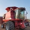 2004 CASE IH 2366 XCLUSIVE Harvester & Front