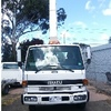 Cherry Picker Isuzu 500  30 ft Reach