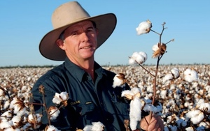 Cotton RDC delivering