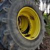 710/70R42 Tractor Tyres & Rims × 2
