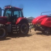 Baling Contractor available Now! Owner operator High density Massey Ferguson baler with scales - Rake also available.