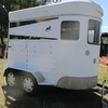 Horse float double straight nsw rego