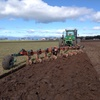 Kverneland DA 10 Furrow trailing mouldboard plough