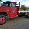 1972 international c1510 rigid tray truck