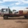 Spray Truck Mitsubishi FM 500 Turbo  with Rear Mounted 90 Ft Boom