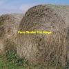 28 Rye/Vetch Hay 350kg 5x4 Rolls