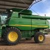 John Deere 9760STS Header / Harvester w Bullet Rotor & JD 635F & Canola Pickup Fronts For Sale