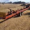 Leith Front Trailer TO Suit 36ft Case Header Front