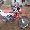 CRF 250L Honda motor Bike
