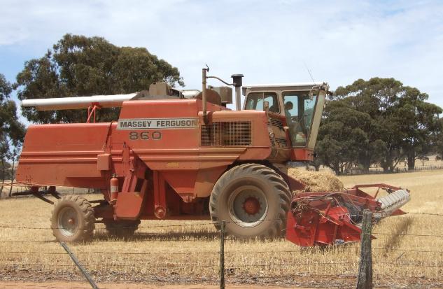 massey ferguson 860 header machinery amp equipment headers rh farmtender com au
