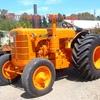 Super 70 Chamberlain Tractor.