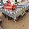 Galv Dropside Trailer C/W Alloy Ramps