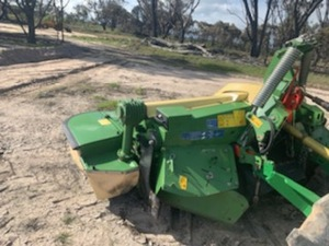 Krone Easycut Mower Conditioner Triple Gang Set - Delivered Eastern States
