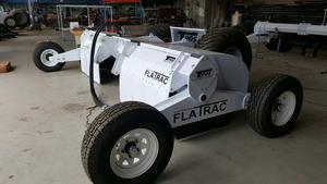 TPOS Flatrac Wheel Track Renovator for hire